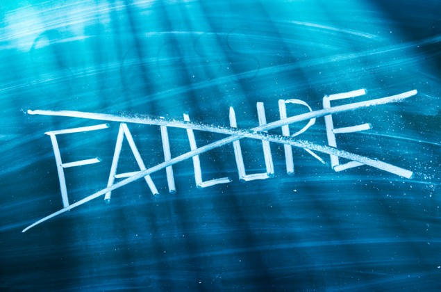 Why Facing Failure is Crucial